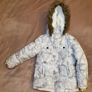 Girls Puffy Coat